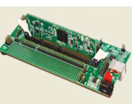 TMS320F28335 Peripheral Explorer Kit